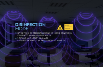 OPTIMO UV-C LEDIZ®: introduction of the concept in less than 2 minutes (video)